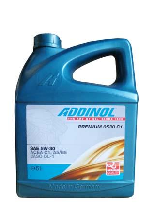 Моторное масло ADDINOL Premium 0530 C1 (5л)