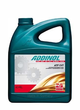 Трансмиссионное масло ADDINOL ATF CVT (4л)