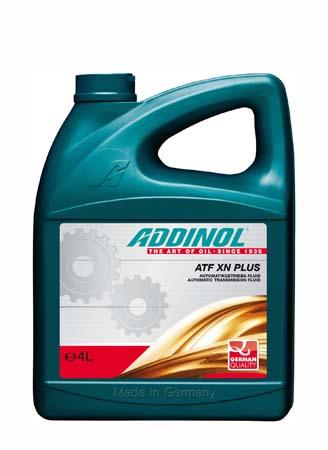 Трансмиссионное масло ADDINOL ATF XN Plus (4л)