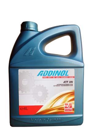 Трансмиссионное масло ADDINOL ATF XN (4л)