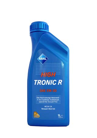 Моторное масло ARAL HighTronic R SAE 5W-30 (1л)