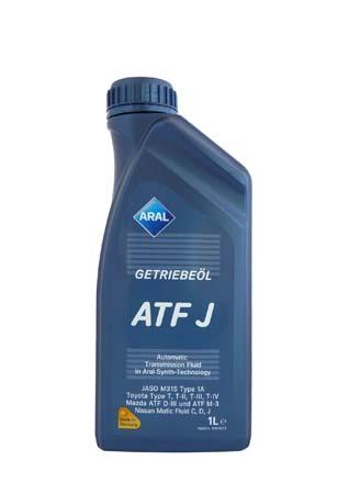 Трансмиссионное масло ARAL Getriebel ATF J (1л)