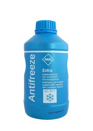 Антифриз готовый ARAL Antifreeze Extra (1л)