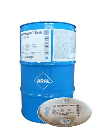Трансмиссионное масло ARAL Getriebel EP Synth. SAE 75W-90 (60л)