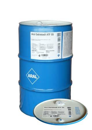 Трансмиссионное масло ARAL Getriebel ATF 55 (60л)