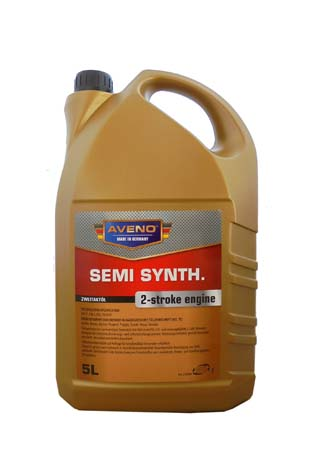 Моторное масло для 2-Такт лод. мот. AVENO Semi Synth. 2-Stroke Engine (5л)