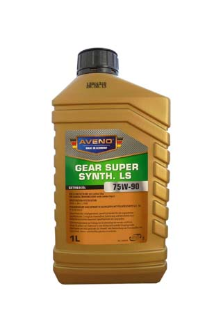 Трансмиссионное масло AVENO Gear Super Synth. LS SAE 75W-90 (1л)
