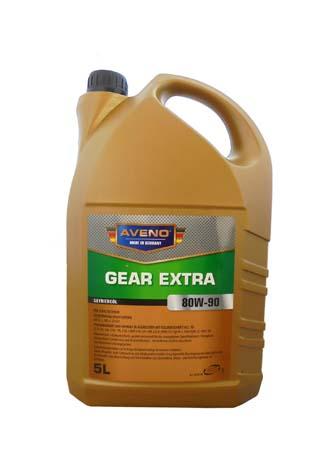 Трансмиссионное масло AVENO Gear Extra SAE 80W-90 (5л)