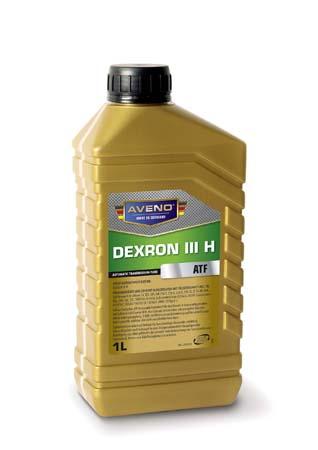 Трансмиссионное масло AVENO ATF Dexron IIIH (1л)