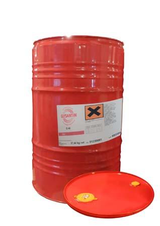 Антифриз концентрированный красно-фиолетовый BASF Glysantin G40 (60л)