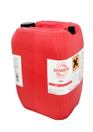 Антифриз концентрированный красно-фиолетовый BASF Glysantin G30 (20л)