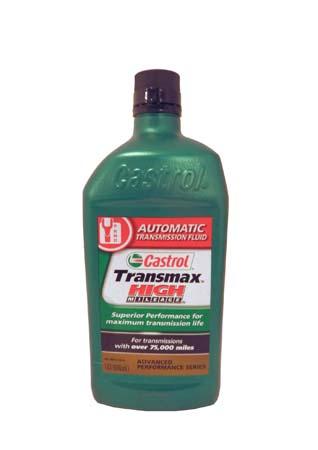Трансмиссионное масло CASTROL Transmax High Mileage ATF (0,946л)