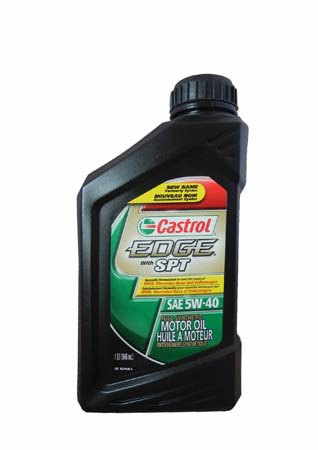 Моторное масло CASTROL EDGE With Syntec Power Technology, 5W-40, 0.946л, 06249