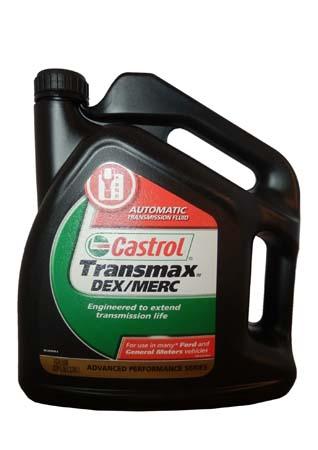 Трансмиссионное масло CASTROL Transmax DEX/MERC Automatic Transmission Fluid (3,785л)
