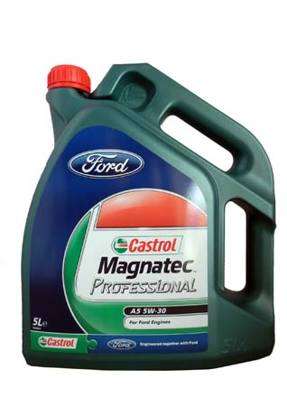 Моторное масло CASTROL Magnatec Professional A5 FORD SAE 5W-30 (5л)