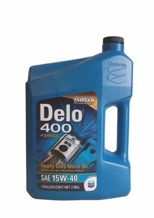 Моторное масло CHEVRON Delo 400 Multigrade SAE 15W-40 (3,785л) (235101399)