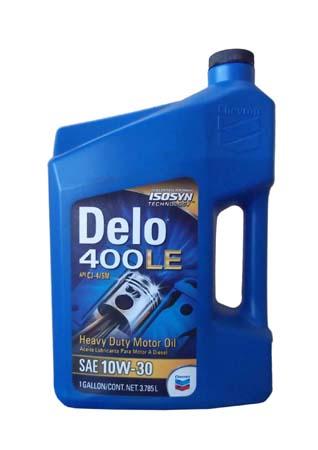 Моторное масло CHEVRON Delo 400 LE SAE 10W-30 (3,785л)
