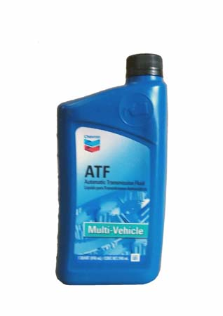 Трансмиссионное масло CHEVRON ATF Multi-Vehicle (0,946л)