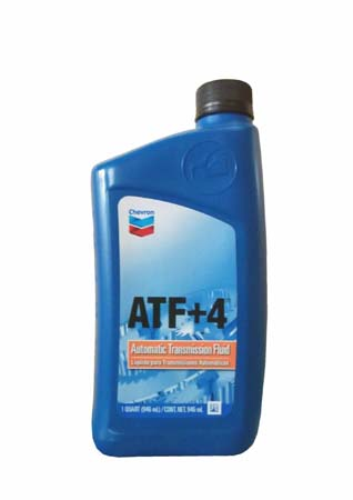Трансмиссионное масло CHEVRON ATF+4 (0,946л)