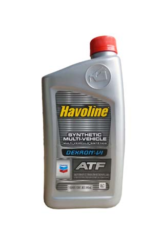 Трансмиссионное масло CHEVRON Havoline ATF Synthetic Multi-Vehicle Dexron-VI (0,946л)