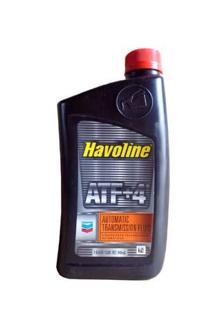 Трансмиссионное масло CHEVRON Havoline ATF+4 (0,946л)