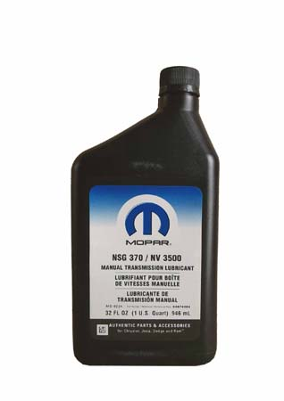 Трансмиссионное масло mopar nv 3500/nsg 370 (0,946л)