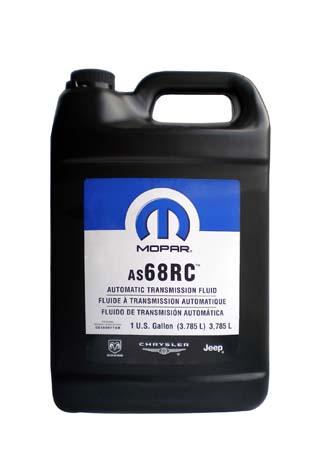 Гидравлическая жидкость MOPAR AS68RC (3,78л)
