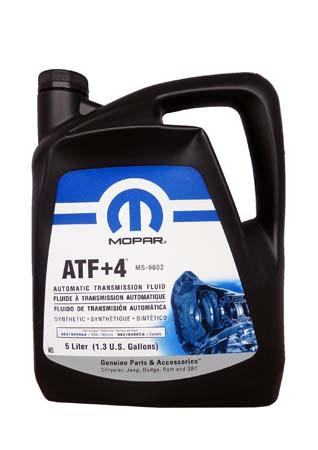 Масло для АКПП ATF+4 5л
