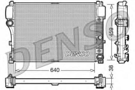Радиатор DRM17008