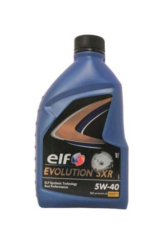 Масло моторное синтетическое Evolution SXR 5W-40 1л