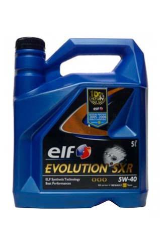 Моторное масло EVOLUTION 900 SXR 5W40 5L (EVOLUTION SXR 5W40)