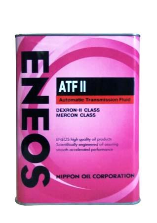 Трансмиссионное масло ENEOS ATF II (4л)