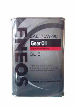 Трансмиссионное масло ENEOS Gear Oil SAE 75W-90 (0.946л)