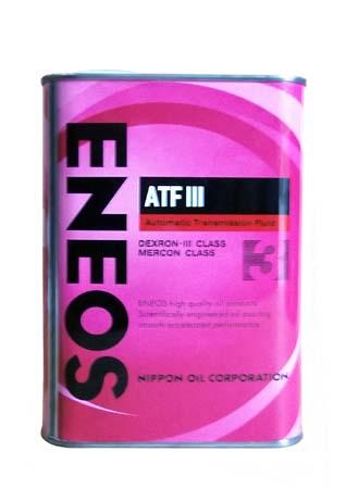 Трансмиссионное масло ENEOS ATF III (0,946л)