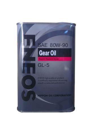 Трансмиссионное масло ENEOS Gear Oil GL-5 SAE 80W-90 (0,946л)
