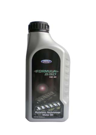 Моторное масло FORD Formula S/SD Synthetic Technology Motor Oil SAE 5W-40 (1л)
