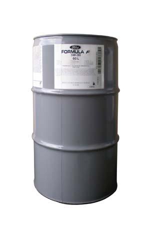 Моторное масло FORD Formula F/Fuel Economy HC SAE 5W-30 М2С913В (60л)