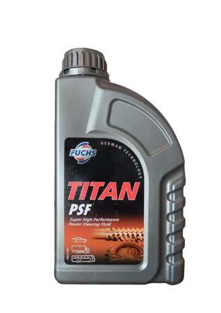 Жидкость для гидроусилителя FUCHS Titan PSF (1л)