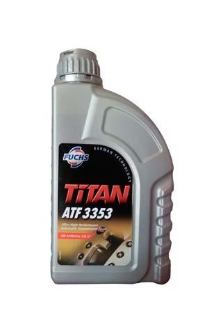 Трансмиссионное масло FUCHS Titan ATF 3353 (1л)
