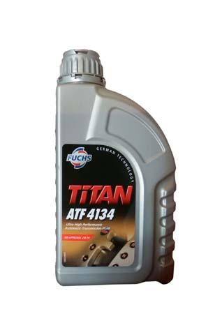 Трансмиссионное масло FUCHS Titan ATF 4134 (1л)
