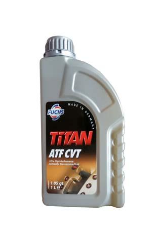 Трансмиссионное масло FUCHS Titan ATF CVT (1л)
