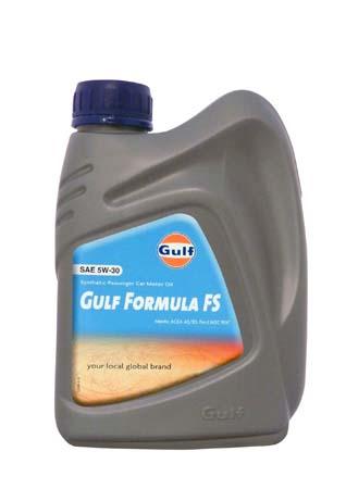 Моторное масло GULF Formula FS SAE 5W-30 (1л)