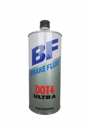 Тормозная жидкость HONDA DOT-4 (1л)