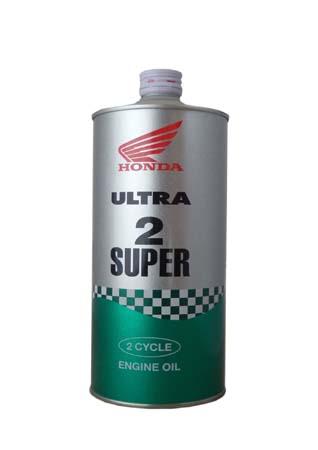 Моторное масло HONDA Ultra 2T Super FC (1л)