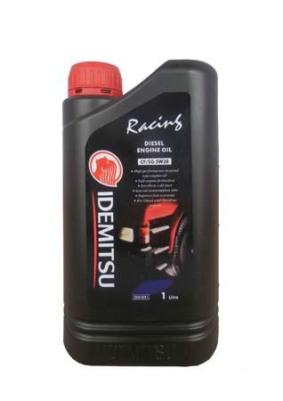 Моторное масло IDEMITSU Racing Diesel SAE 5W-30 (1л)