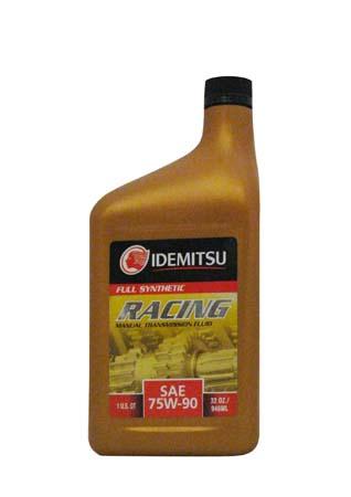 Трансмиссионное масло IDEMITSU Racing SAE 75W-90 (0,946л)