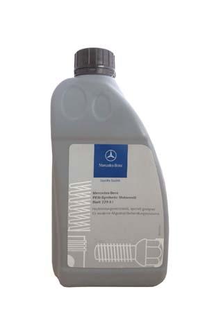 Моторное масло MB SAE 5W-30 229.51 (1л)