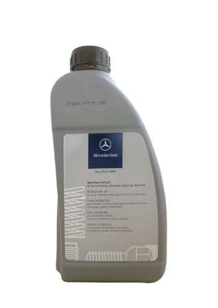 Жидкость для гидроусилителя MB 345.0 Servolenkungsoel 2403 (1л)