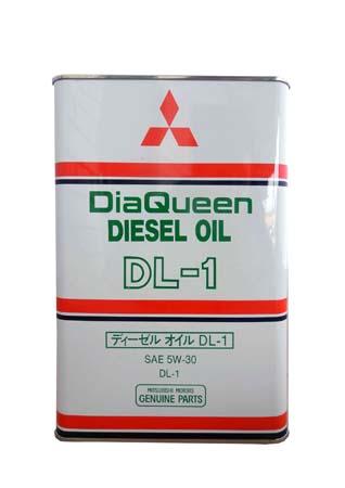 Масло моторное Diesel SAE 5W-30 DL-1 (4л)
