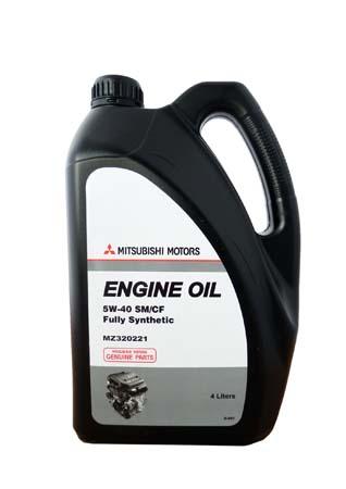 Моторное масло MITSUBISHI Engine Oil Ful